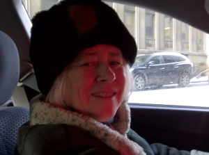 Laurette - A volunteer driver for the Canadian Cancer Society