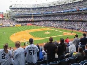 Blue Jays at Yankees - Apr 28, 2013
