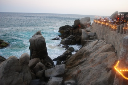 EL FARALLON (The restaurant on the cliff)